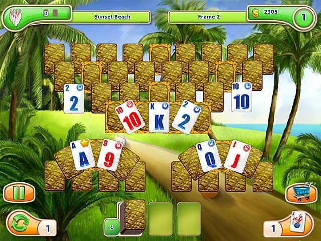 Game screenshot 3 Strike Solitaire 2: Seaside Season