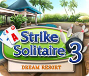 Feature screenshot game Strike Solitaire 3 Dream Resort