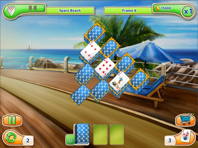 Strike Solitaire > iPad, iPhone, Android, Mac & PC Game ...