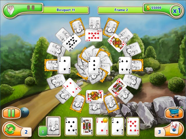 Game screenshot 3 Strike Solitaire