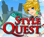 Feature screenshot game Style Quest