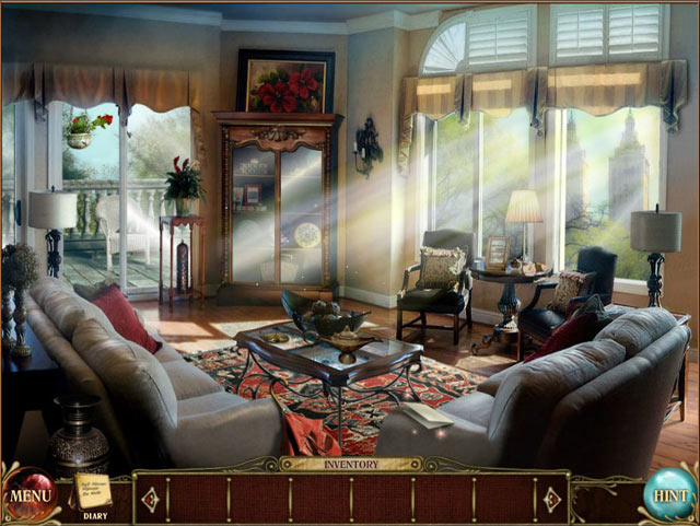 Game screenshot 1 Suburban Mysteries: The Labyrinth of the Past