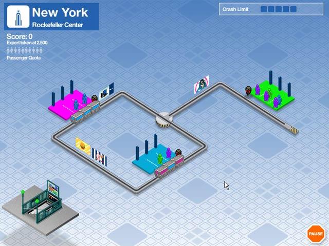 Game screenshot 1 Subway Scramble