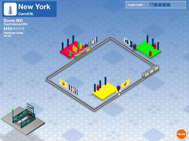 Game screenshot 3 Subway Scramble