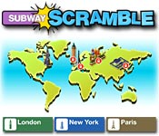 Feature screenshot game Subway Scramble