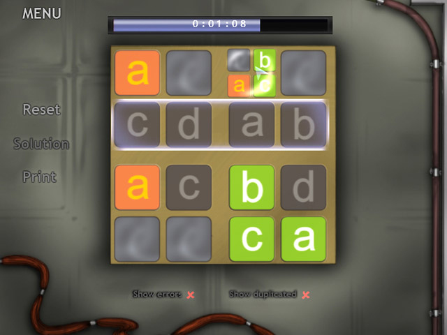 Video for Sudoku Adventure