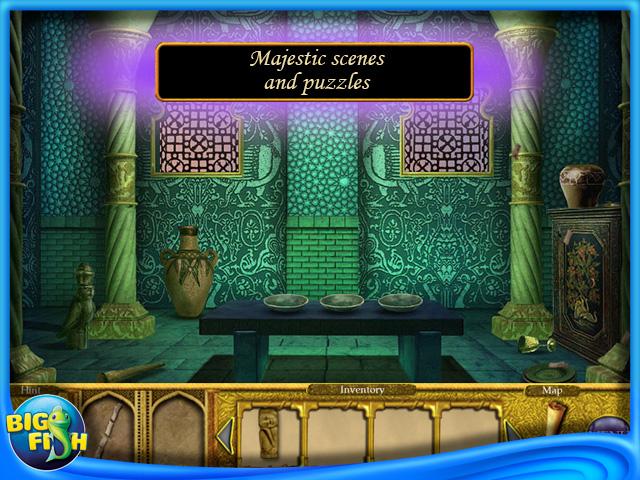 Screenshot for The Sultan's Labyrinth: A Royal Sacrifice