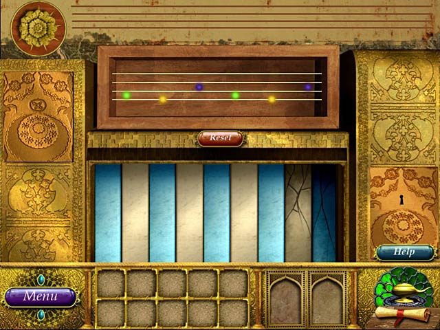 Game screenshot 2 The Sultan's Labyrinth: A Royal Sacrifice