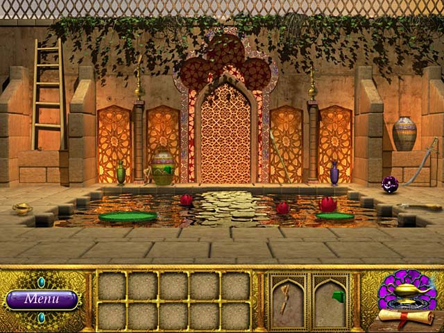 Game screenshot 3 The Sultan's Labyrinth: A Royal Sacrifice