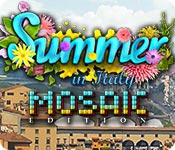 Summer in Italy Mosaic Edition