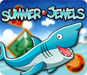 Feature screenshot game Summer Jewels