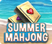 Feature screenshot game Summer Mahjong