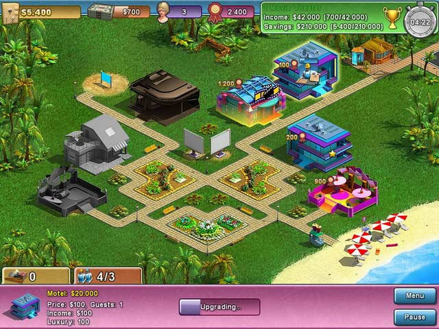 Game screenshot 2 Summer Resort Mogul