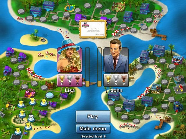 Game screenshot 3 Summer Resort Mogul