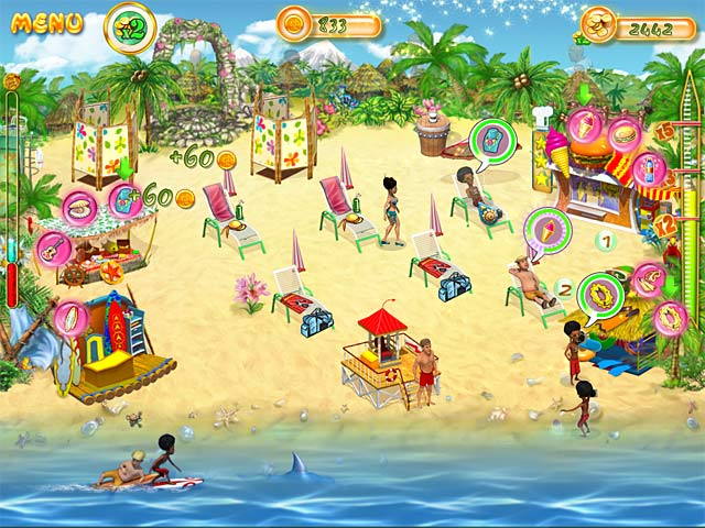 Game screenshot 1 Summer Rush