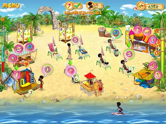 Game screenshot 3 Summer Rush