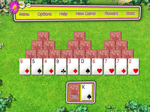 Game screenshot 2 Summer Tri-Peaks Solitaire