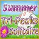 Summer Tri-Peaks Solitaire - Download Top Casual Games