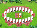 Screenshots Summer Tri-Peaks Solitaire -
