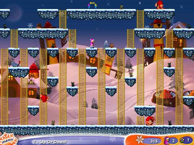 Game screenshot 2 Super Granny Winter Wonderland