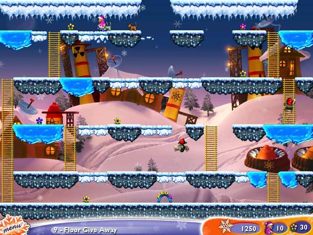 Game screenshot 3 Super Granny Winter Wonderland