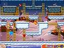 Super Granny Winter Wonderland Screenshot-1