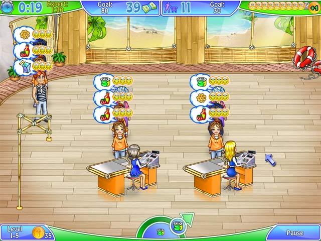 Game screenshot 2 Supermarket Management