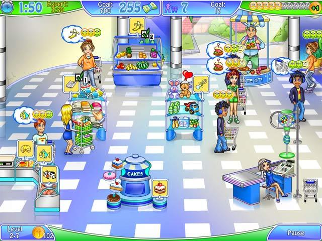 Game screenshot 3 Supermarket Management