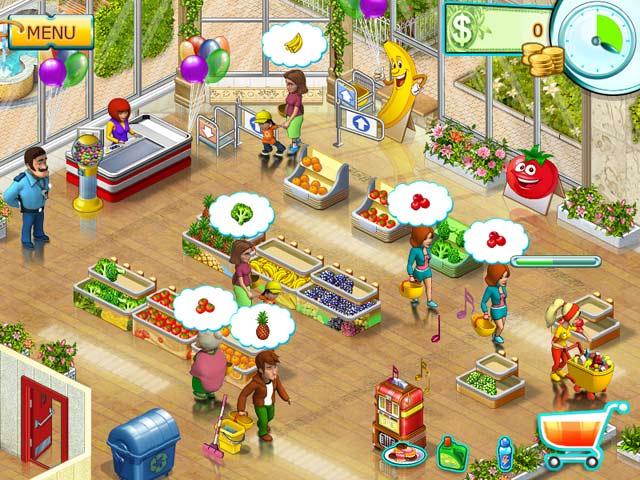 Game screenshot 1 Supermarket Mania ® 2