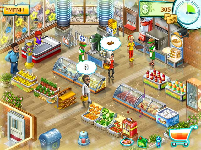 Game screenshot 3 Supermarket Mania ® 2