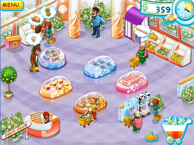 Game screenshot 2 Supermarket Mania