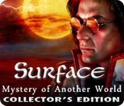 Surface: Mystery of Another World Collector's Edition Screenshot