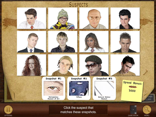Game screenshot 1 Suspects and Clues