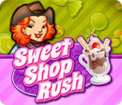 Feature screenshot game Sweet Shop Rush
