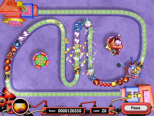 Game screenshot 1 Sweetopia
