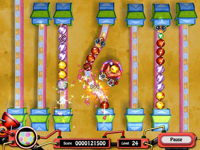 Game screenshot 2 Sweetopia