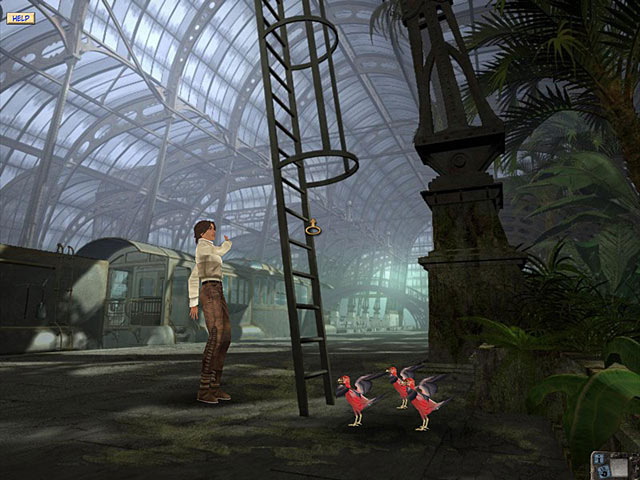 Game screenshot 1 Syberia - Part 2