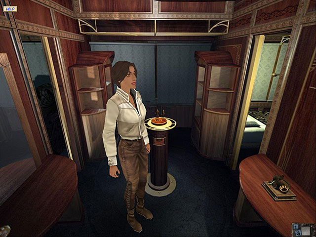 Game screenshot 3 Syberia - Part 2