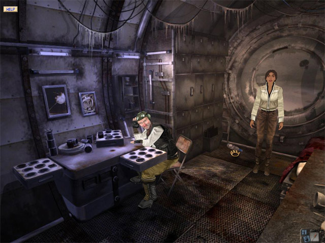 Game screenshot 1 Syberia - Part 3