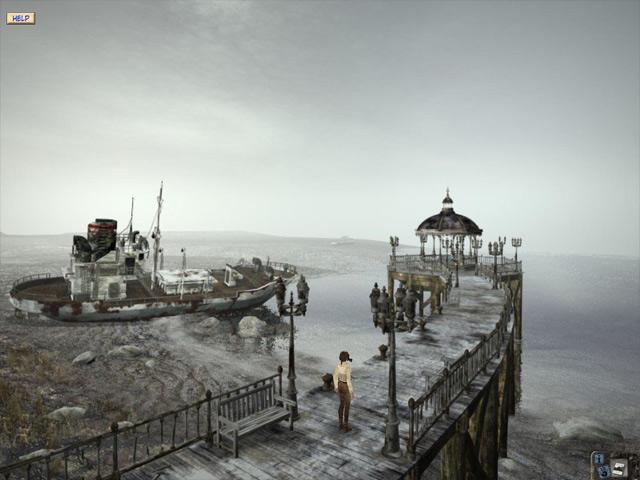 Game screenshot 2 Syberia - Part 3
