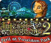 Feature screenshot game Tales of Lagoona 2: Peril at Poseidon Park