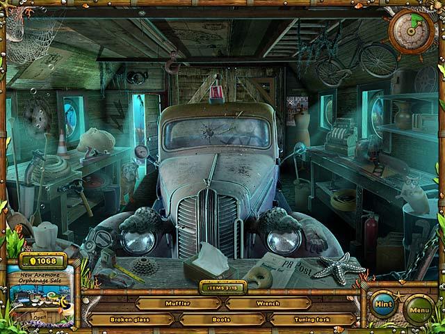 Game screenshot 3 Tales of Lagoona: Orphans of the Ocean