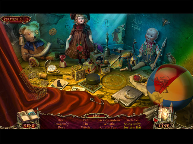 Game screenshot 1 Tales of Terror: House on the Hill Collector's Edition