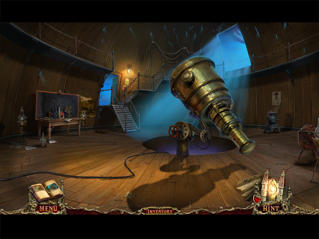 Game screenshot 2 Tales of Terror: House on the Hill Collector's Edition