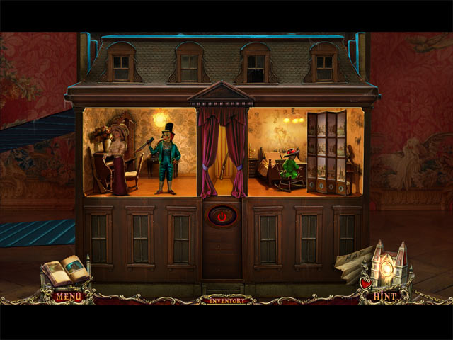 Game screenshot 3 Tales of Terror: House on the Hill Collector's Edition