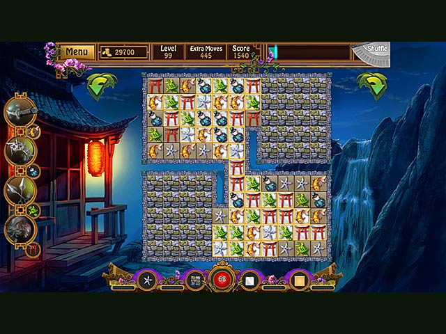 Game screenshot 1 Tales of the Orient: The Rising Sun