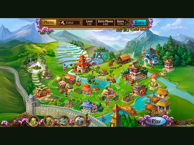Game screenshot 2 Tales of the Orient: The Rising Sun
