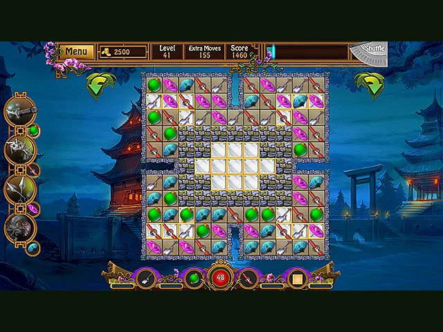 Game screenshot 3 Tales of the Orient: The Rising Sun