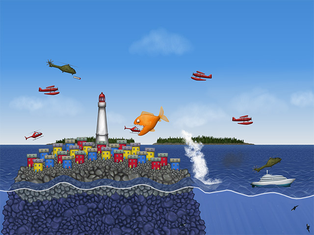 tasty blue ipad iphone android mac pc game big fish