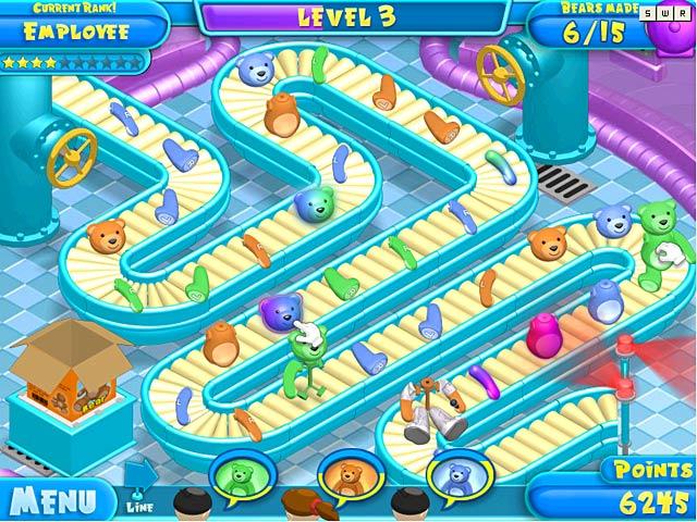 Game screenshot 3 Teddy Factory